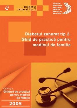 diabet ghid medic de familie