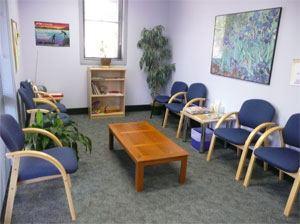 sala de asteptare medicina familiei