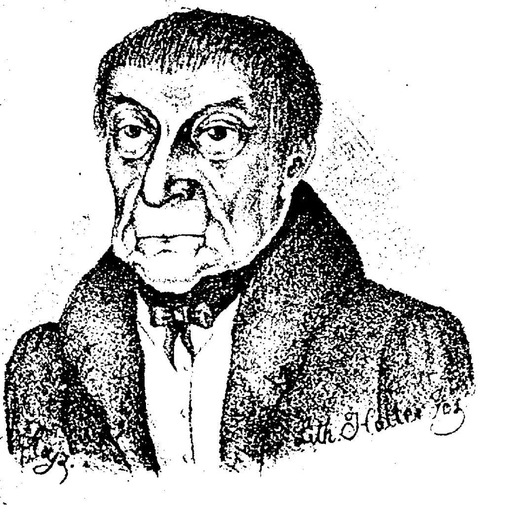 Johann Christian Gottlob Baumgarten