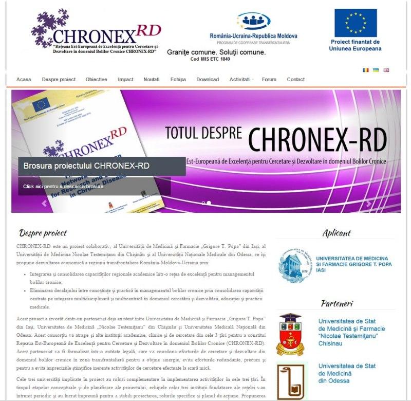 web cronex